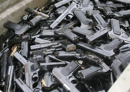 К чему снится оружие?