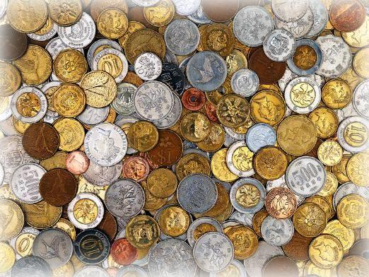 До чого сняться монети?