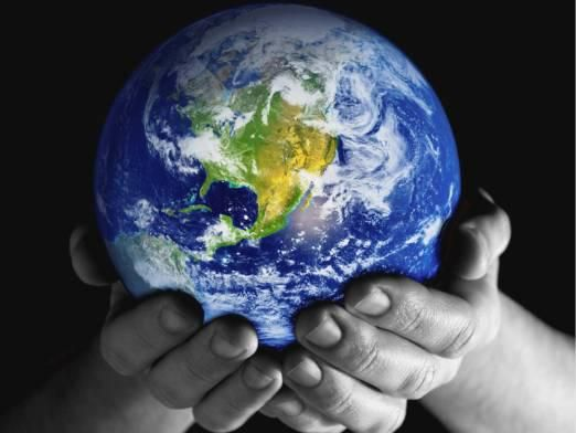 Как бог создал землю?