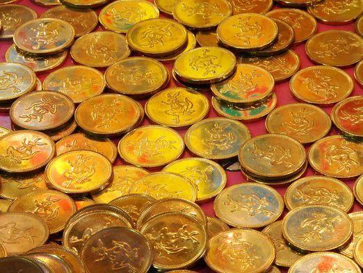 Как делают монеты?
