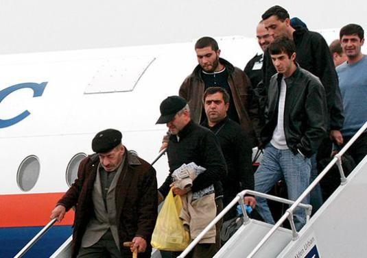 Как депортировать человека?