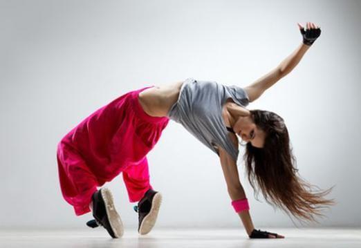 Как девочки танцуют хип-хоп?