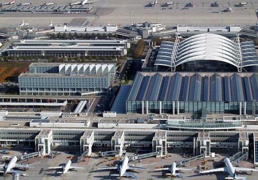 Как добраться до аэропорта мюнхена?