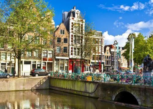 Как добраться до амстердама?
