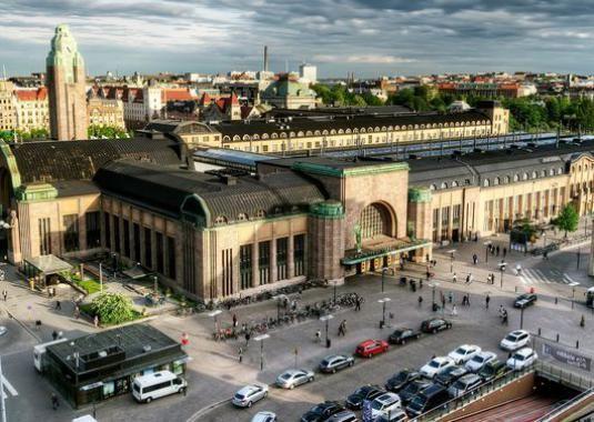 Как добраться до хельсинки?