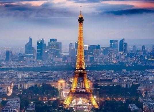 Как добраться до парижа?