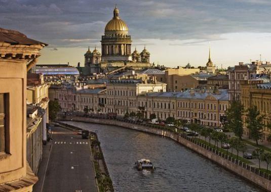 Как доехать до петербурга?