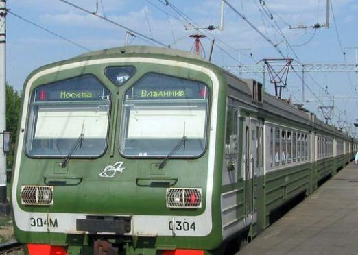 Як доїхати електричкою до Москви?