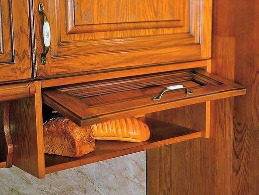 Як зберігати хліб?