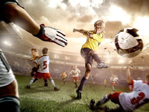 Как играть в футбол?
