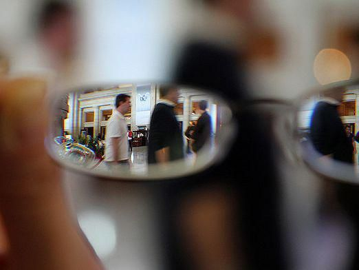 Как исправить зрение?