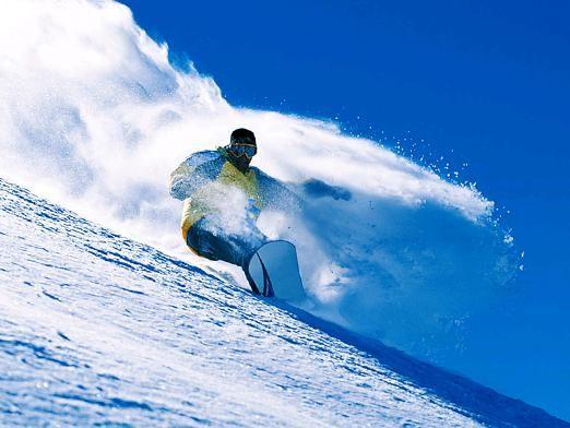 Как кататься на сноуборде?