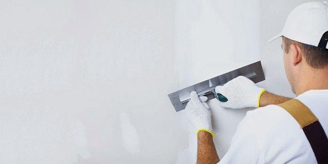 Підготовка стіни для ремонту