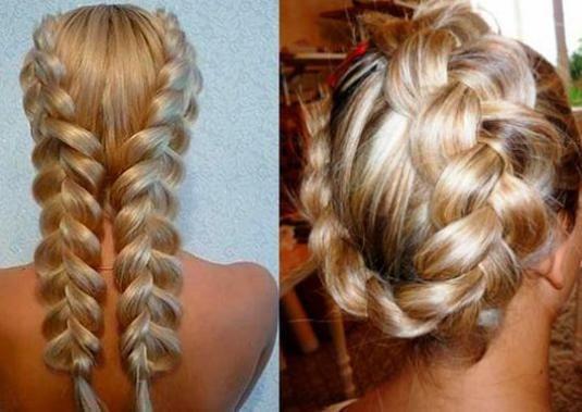 Как красиво заплести волосы?