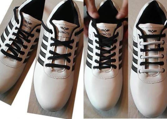 Как красиво зашнуровать кроссовки?