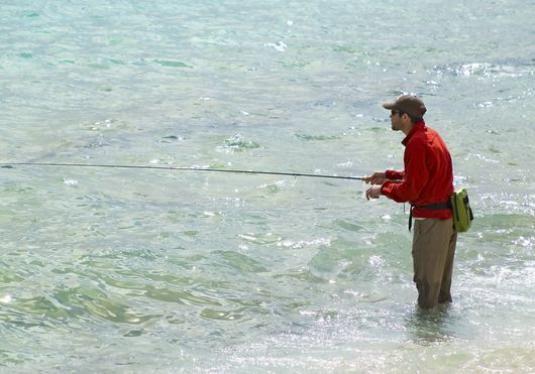 Как ловить на море?