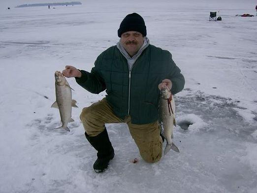 Как ловить рыбу зимой?