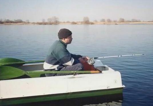 Как ловить с лодки?