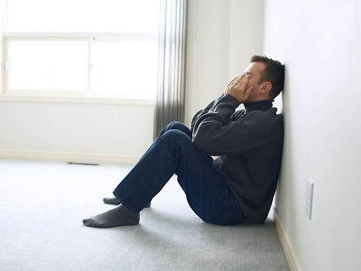 Как мужья переживают развод?