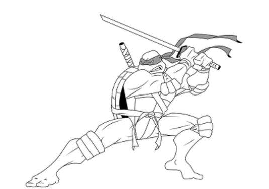 Как нарисовать черепашку?