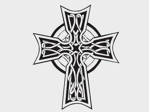 Как нарисовать крест?