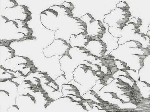 Как нарисовать облака?