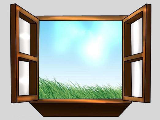 Как нарисовать окно?