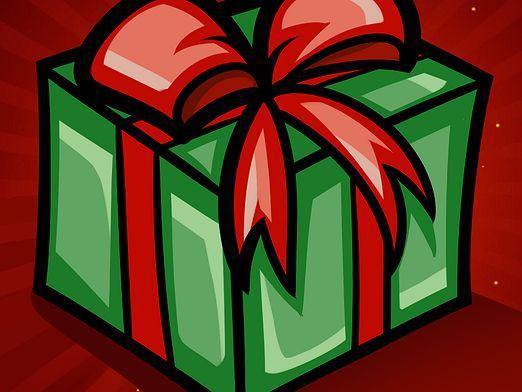 Как нарисовать подарок?