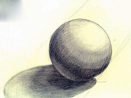 Как нарисовать шар?