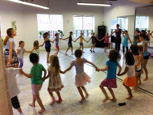 Как научить танцевать?