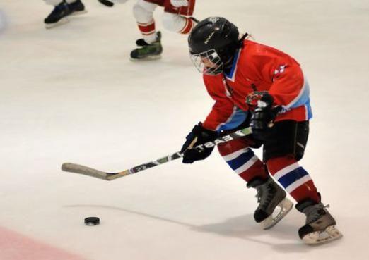 Как научиться играть в хоккей?