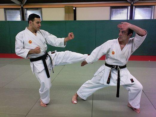Как научиться карате?