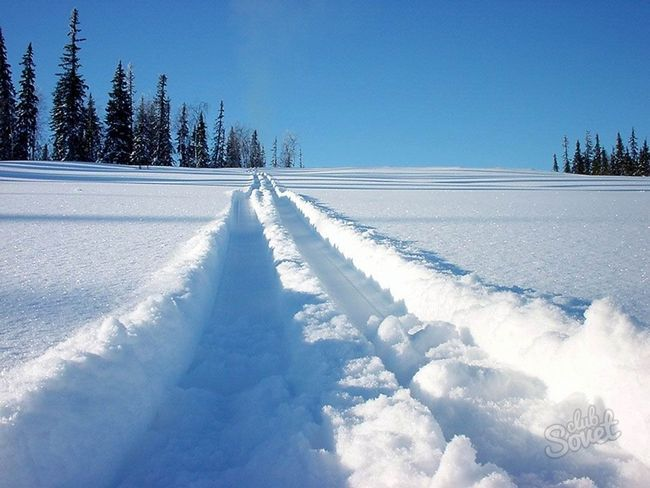 Как научиться кататься на беговых лыжах