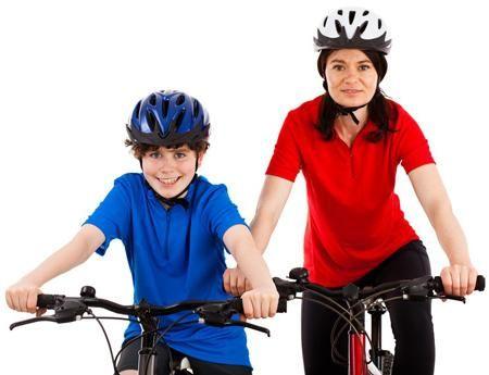 Как научиться кататься на велосипеде быстро и безболезненно