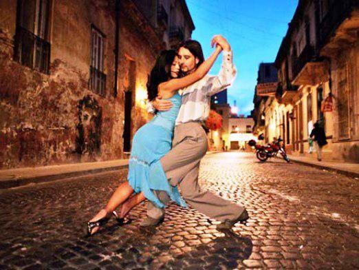 Как научиться танцевать танго?