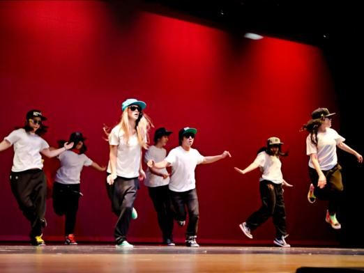 Как научиться танцевать уличные танцы?