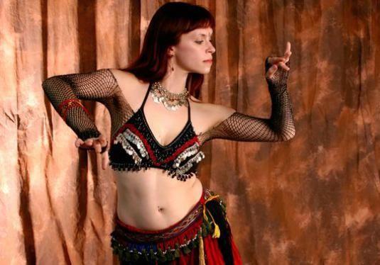 Как научиться танцевать восточные танцы?