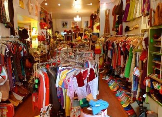 Как назвать магазин одежды?