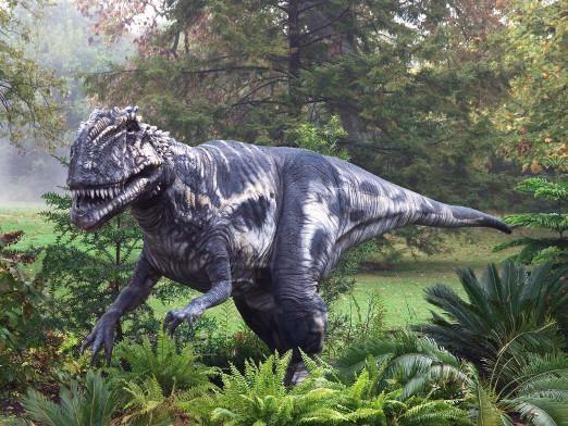 Как называются динозавры?
