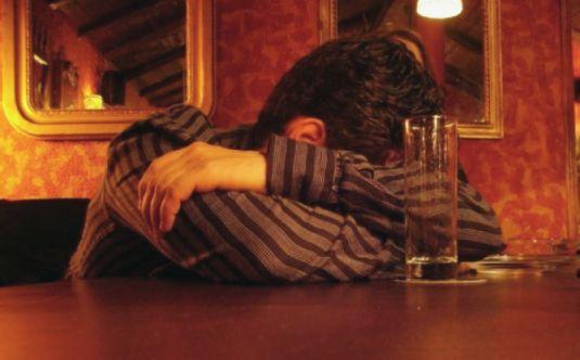 Как не уснуть пьяным?