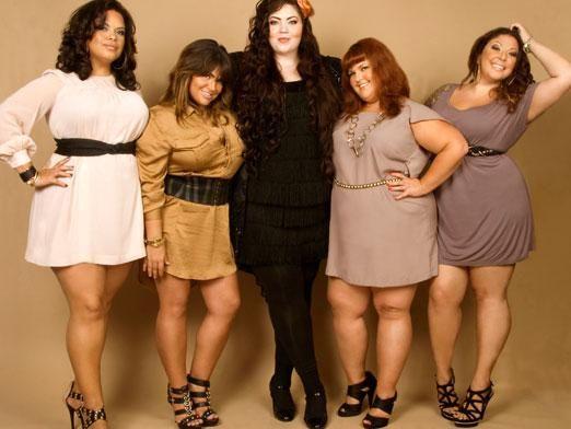Как одеваться полным девушкам?