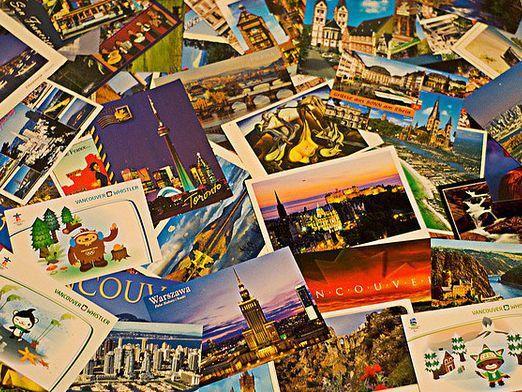 Как оформить открытку?