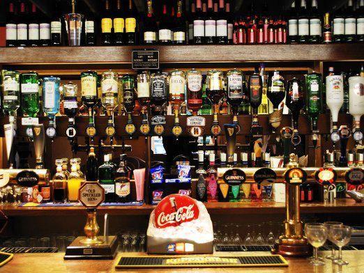 Как открыть бар?
