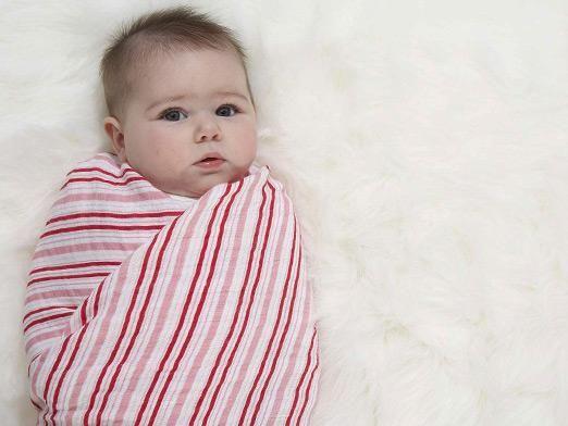Как пеленать ребенка?