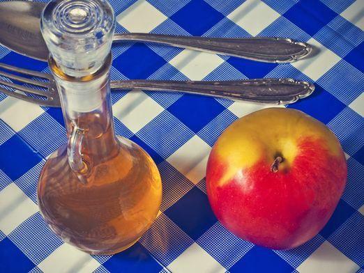 Как пить яблочный уксус?