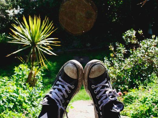 Як почистити взуття?