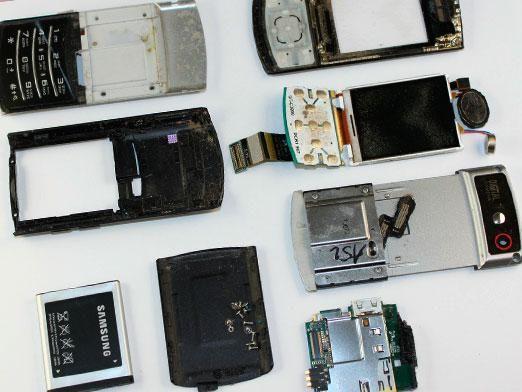 Как почистить телефон?