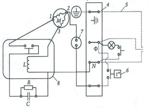 Как подключить компрессор?
