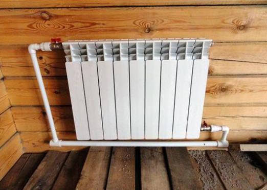 Как подключить отопление?