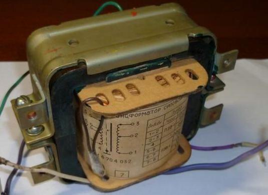 Як підключити трансформатор?